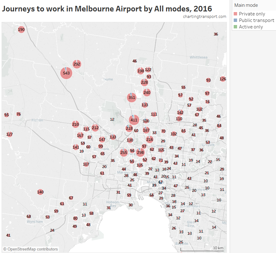 Is Melbourne Airports SkyBus up to the job